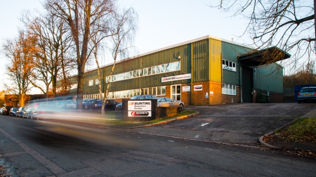 Bunting Magnetics Europe HQ & Factory-1134