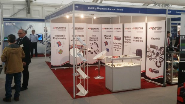 Bunting Magnetics at Southern Manufacturing 2015 (2)