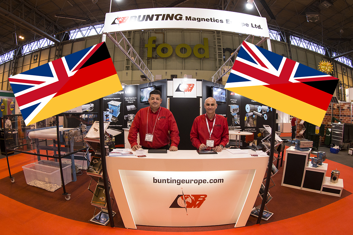 Bunting Exhibiting in Germany