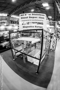 Bunting Stainless Steel Separator at RWM2015-0093