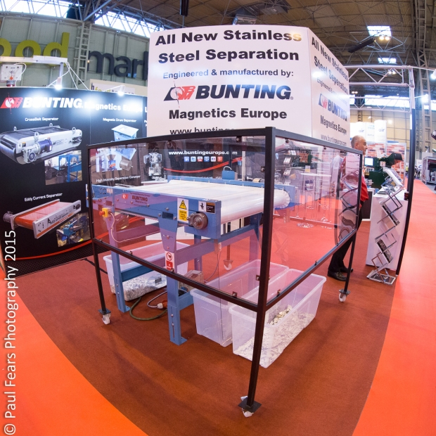 Bunting Stainless Steel Separator at RWM2015-0094