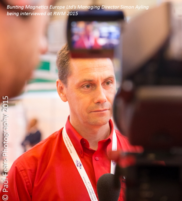 Simon Ayling Interview at RWM2015