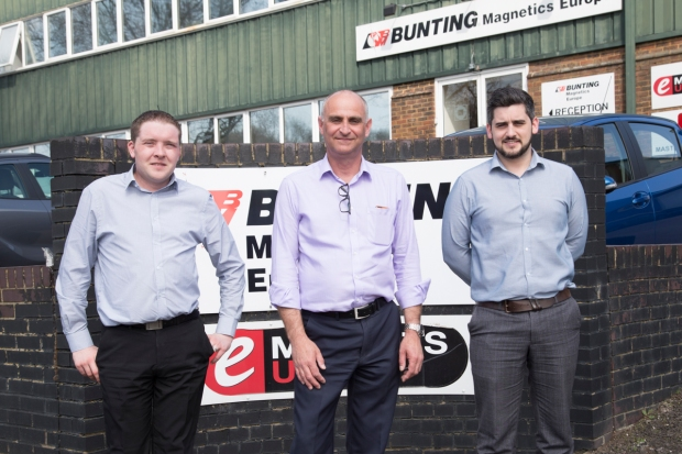 New Bunting Sales Employees