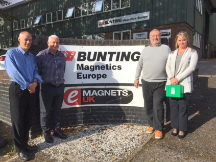 Bunting Europe Health and Safety Committee